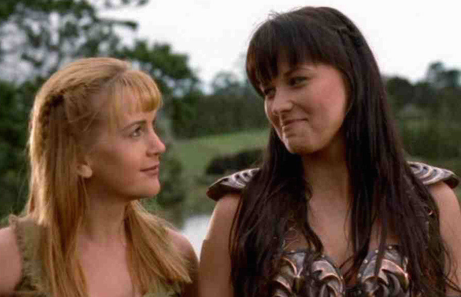 The 'Xena: Warrior Princess' reunion we wish we could have crashed