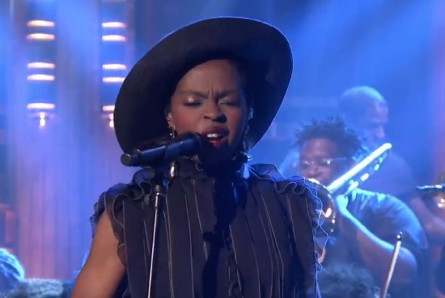 "ICYMI: Lauryn Hill's cover of Nina Simone's ""Feeling Good"" is breathtaking"