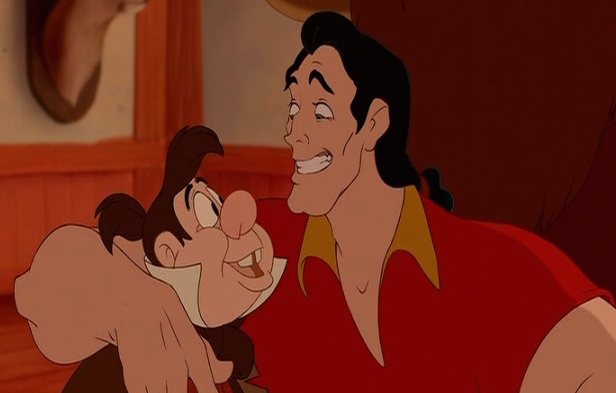 Yes! Josh Gad just gave us the first photo from the 'Beauty and the Beast' set!