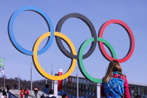 And the 2022 Winter Olympics will take place in...