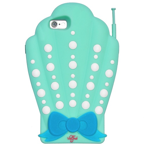 "Attention mermaids: take all your ""shellfies"" with this seashell phone case"