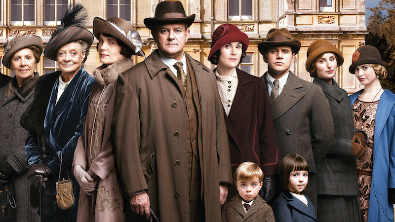 Hold the phone, is there going to be a 'Downton Abbey' movie?