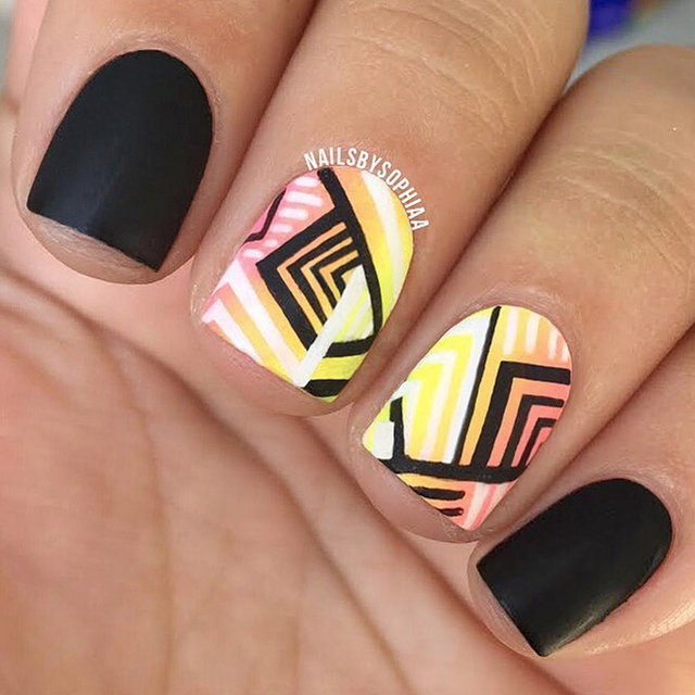 Nails of the Day: Know your angles