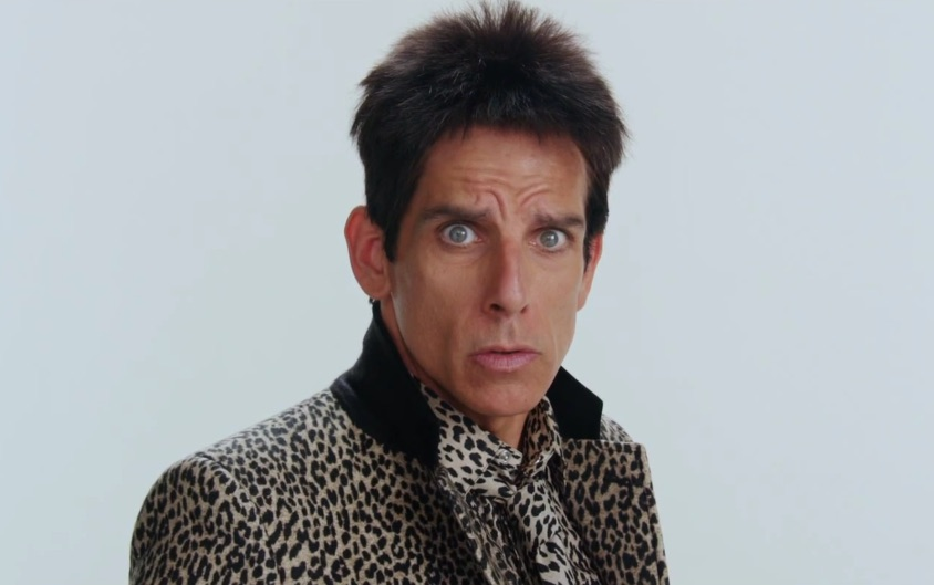 The 'Zoolander 2' trailer is so hot right now