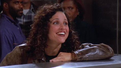 Why Elaine Benes from 'Seinfeld' is my feminist role model
