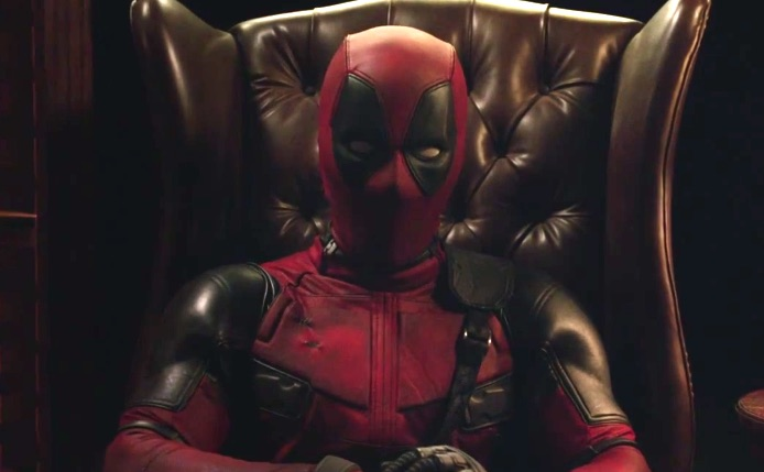 Here's the first teaser trailer for 'Deadpool.' And yep, it's a wee bit NSFW.