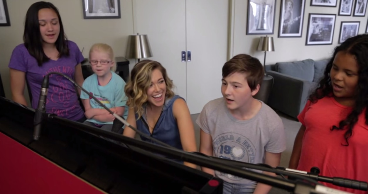 Rachel Platten teams up with Girl Scouts to sing our new favorite song