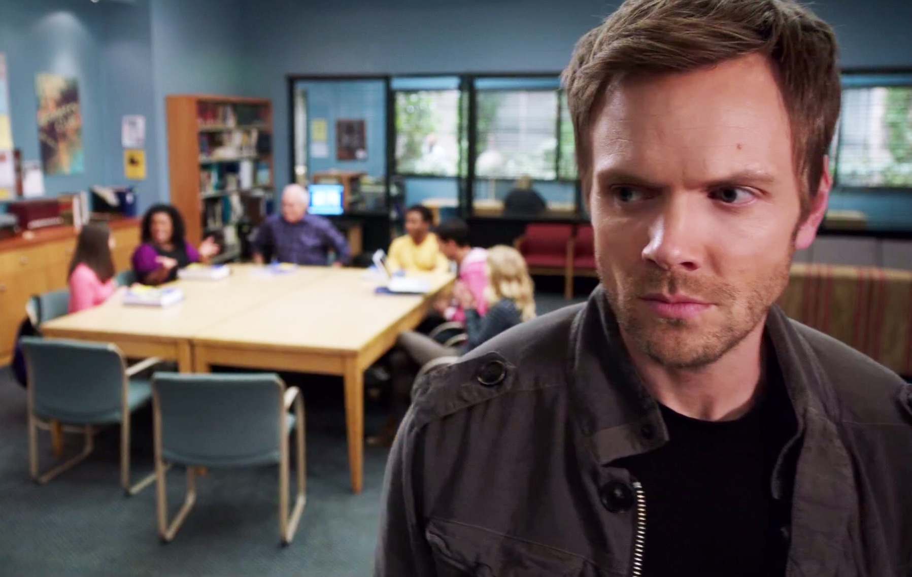 RIP 'Community' — Joel McHale says the cult hit is really dead