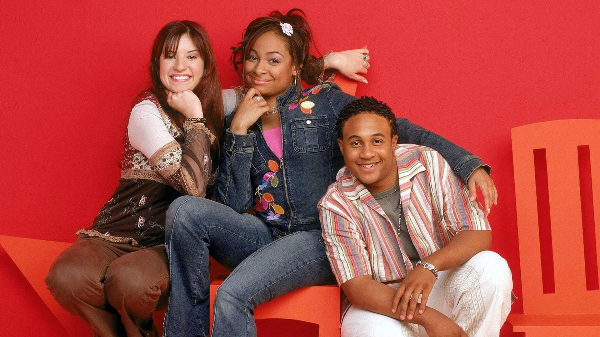 Tell us Raven! Why is the 'That So Raven' cast all together?