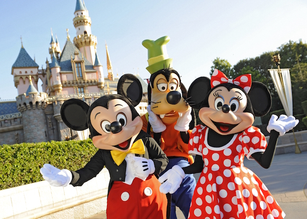 The Internet is going nuts because Disneyland in California might be expanding
