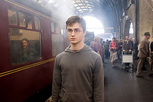 This subway map is your guide to the magical world of 'Harry Potter'