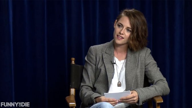 Kristen Stewart and Jesse Eisenberg remind us exactly why we should #askhermore
