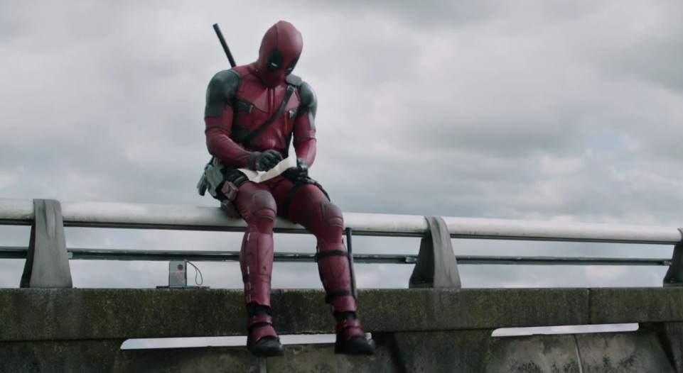 The 'Deadpool' trailer is here and, oh, is it intense (and nsfw)