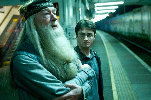 This theory about Dumbledore's role in the Deathly Hallows story will destroy you