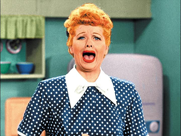 Because it's Lucille Ball's birthday, here's why we'll ALWAYS love Lucy