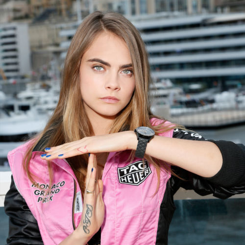 Here's the cool thing Cara Delevingne is doing for Cecil the Lion