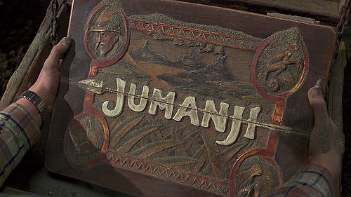 Best Christmas present ever: A 'Jumanji' reboot is coming