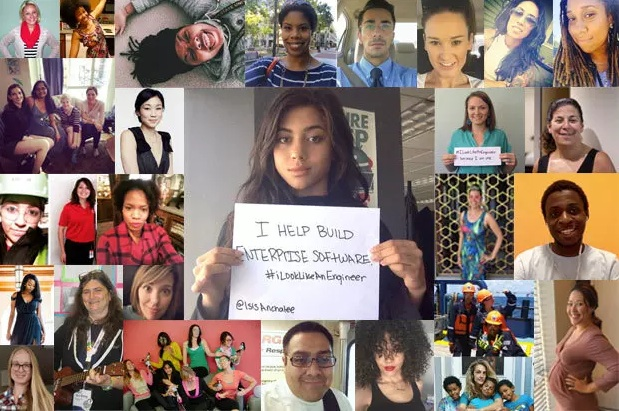 The #ILookLikeAnEngineer hashtag keeps getting better