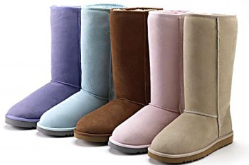Uggs boots had a wee bit of a shape makeover