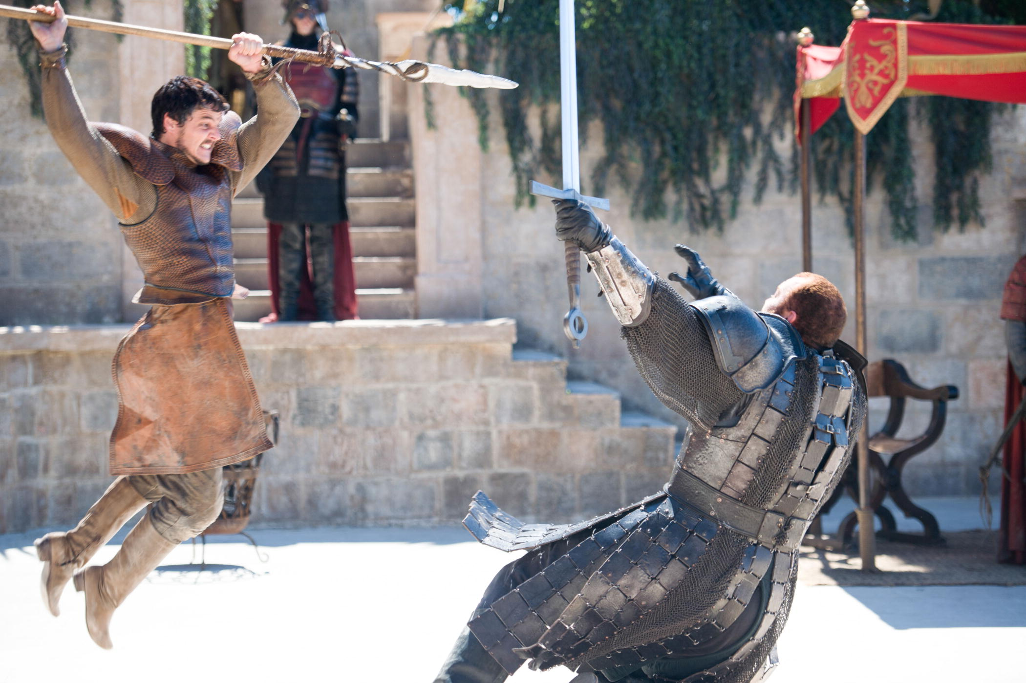 This lawyer is demanding an actual 'Game of Thrones'-inspired duel to the death