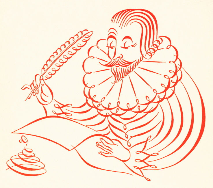 This new discovery about William Shakespeare is, um, highly interesting