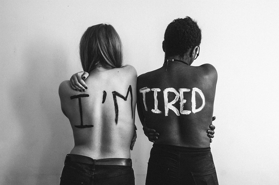 This photo project tackles what it's like to deal with everyday prejudice