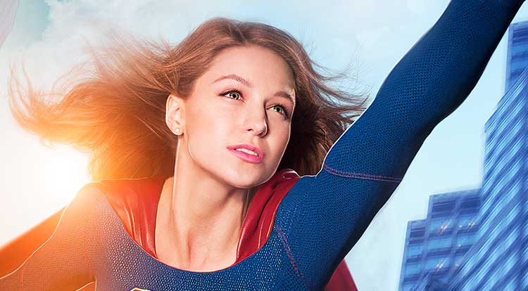 A hero is rising in this new 'Supergirl' trailer