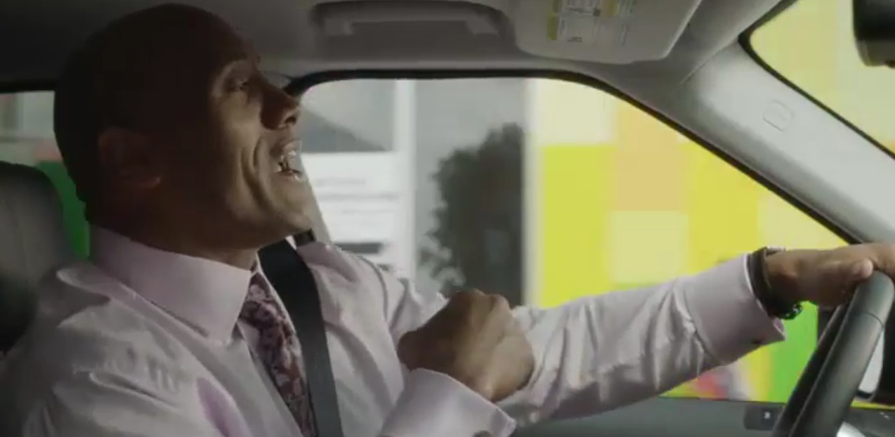 "The Rock singing ""Shake it Off"" will make your Tuesday"