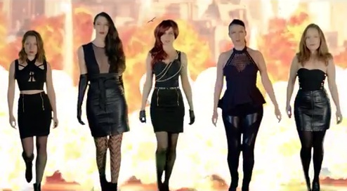 "This ""Bad Blood"" parody perfectly sums up the problem of the tampon tax"
