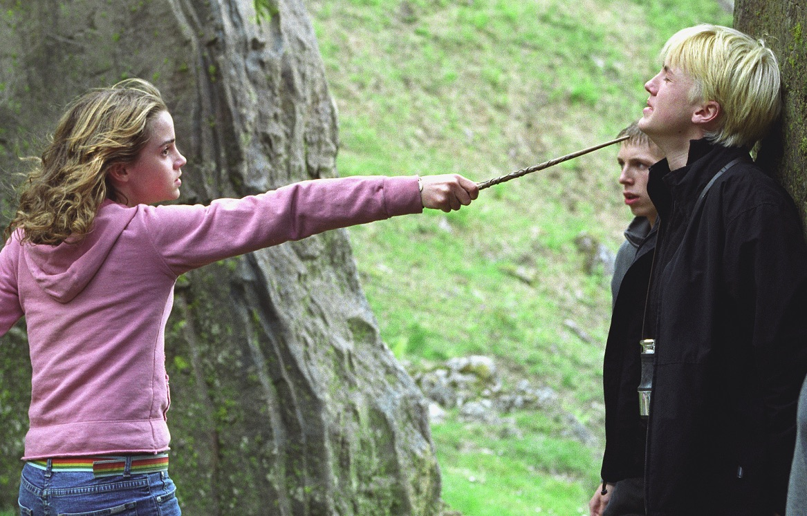 A real-life Harry Potter wand now exists, people!