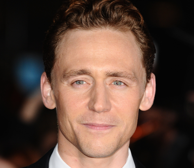 Prepare to see Tom Hiddleston like you've never seen him before