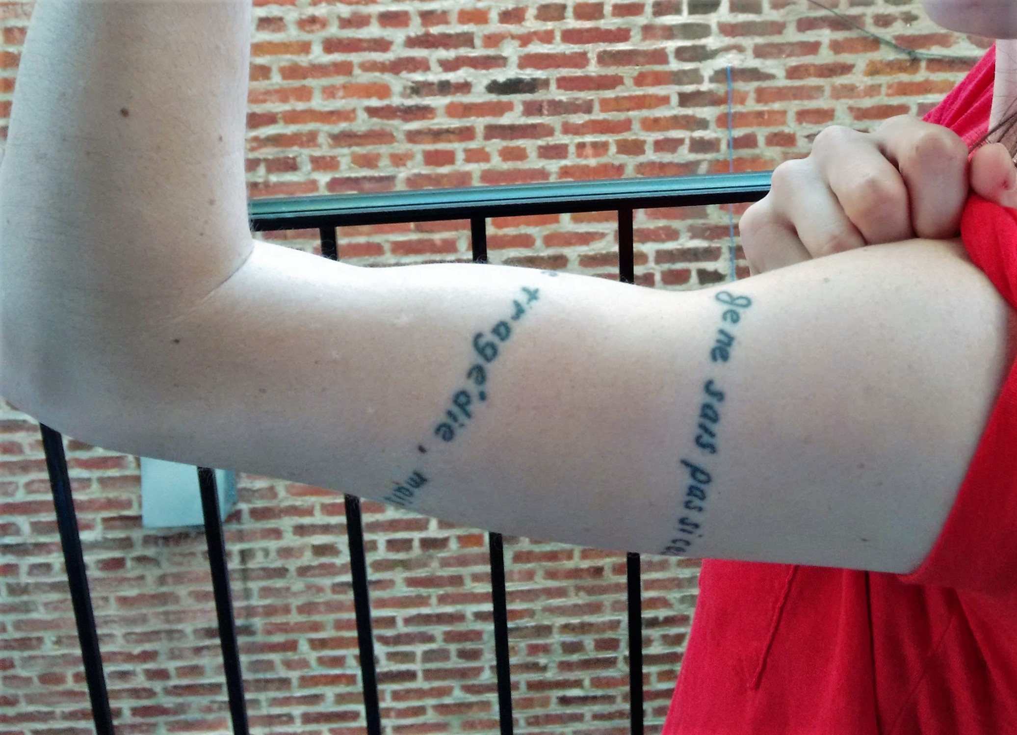 How my tattoos helped me take back control of my life