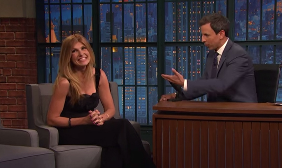 Amy Schumer's 'Friday Night Lights' parody has Connie Britton's seal of approval