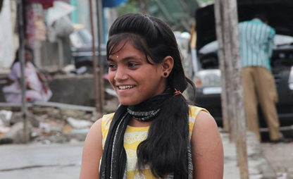 This 15-year-old girl is taking a brave stance against child marriage