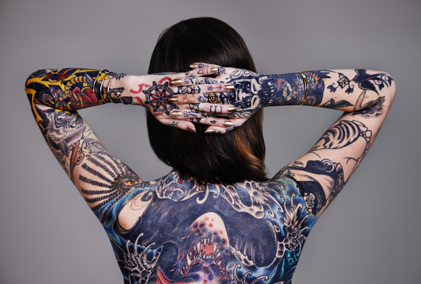 Why I feel guilty about my tattoo