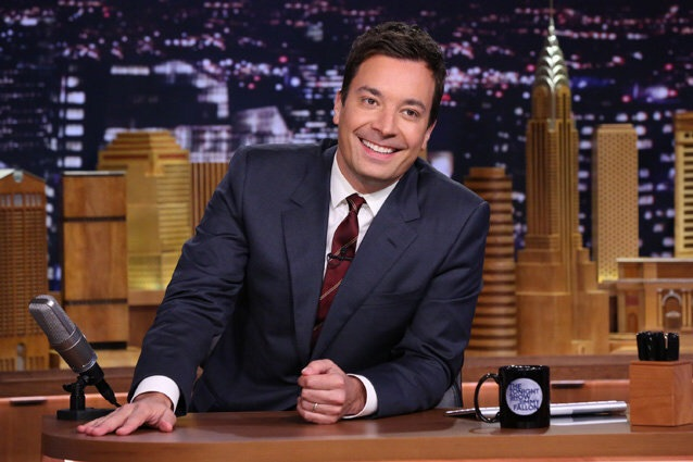 Rejoice! We get six more years of Jimmy Fallon on 'The Tonight Show'