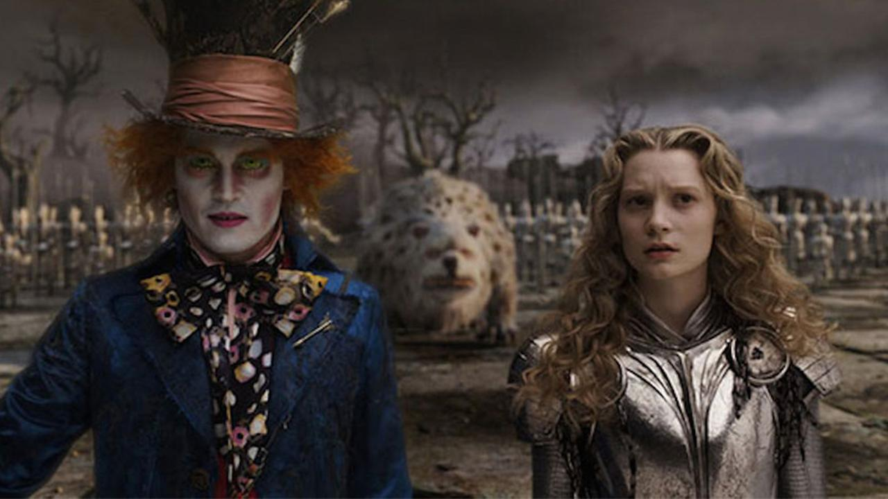 YAS: The 'Alice Through the Looking Glass' poster looks incredible