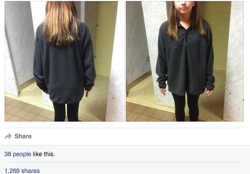 Mom's Facebook response to sexist school dress codes deserves a slow clap