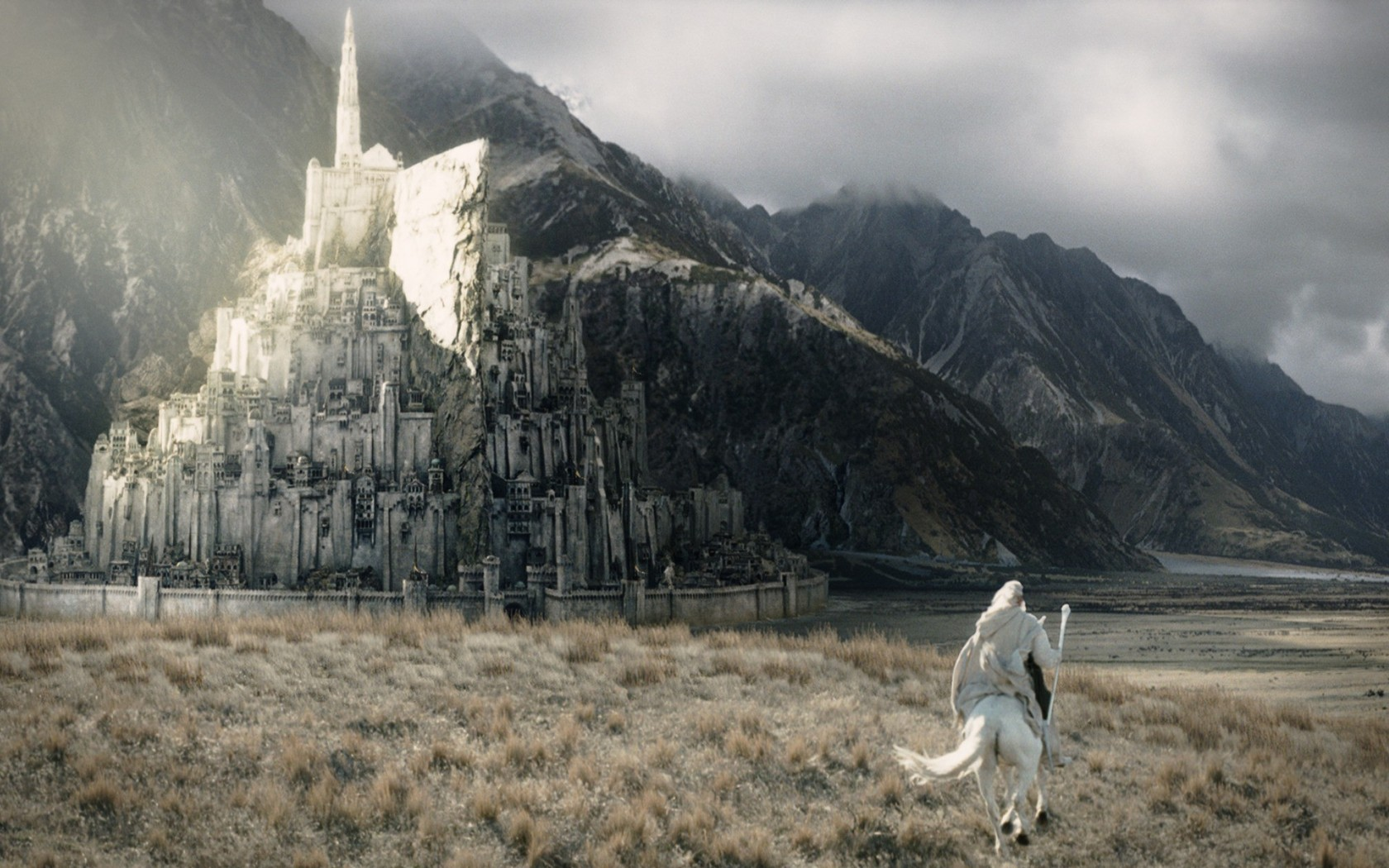 A real-life 'Lord of the Rings' city could soon be a thing