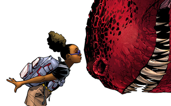 Marvel's new teen girl superhero is the comic book character we've be waiting for