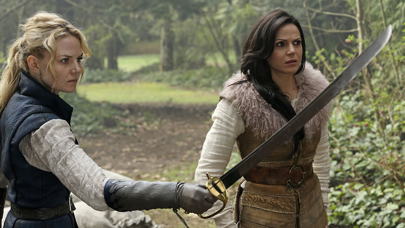 We just got a sneak peek at the new season of 'Once Upon a Time'