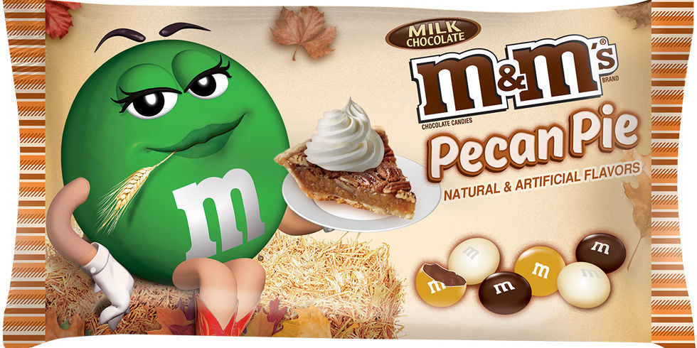 Pecan Pie M&Ms are officially a thing
