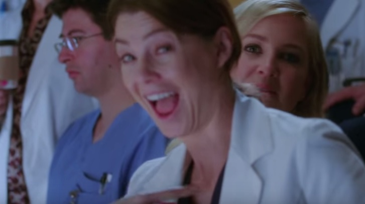 Guess what time it is? It's 'Grey's Anatomy' blooper reel time!