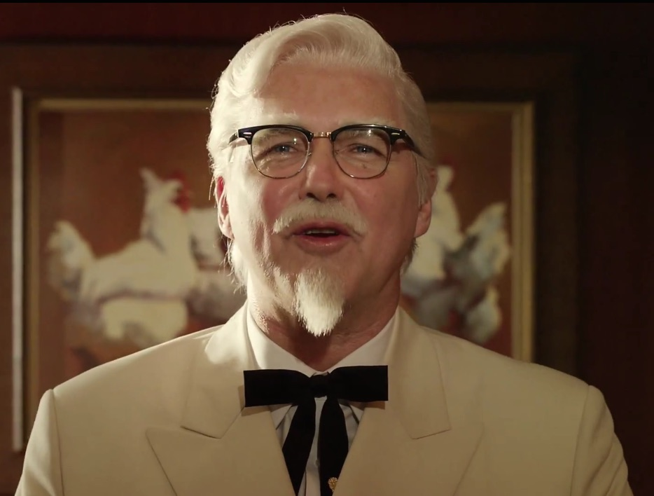 KFC has hired Norm Macdonald = KFC made the best decision ever