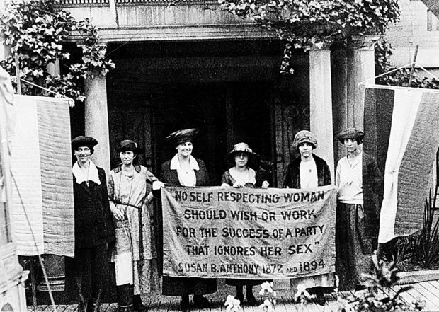 Happy 95th birthday to the 19th Amendment! Here are 19 awesome things women have done since
