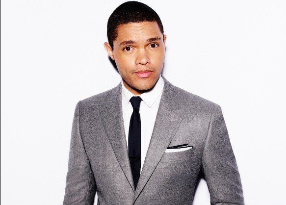 It begins: Trevor Noah's first 'Daily Show' promo is here