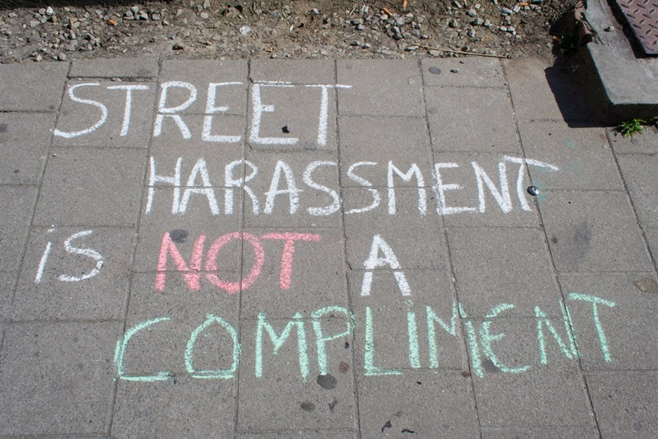 How to deal with street harassment