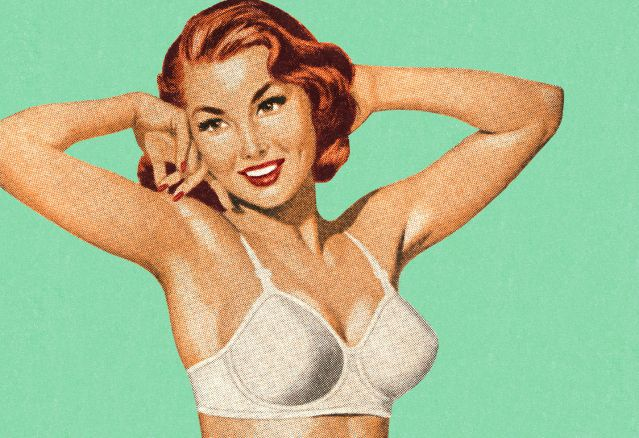 The way you put on your bra says a lot about you, apparently