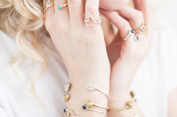 Sarah Klass Jewelry is my total obsession