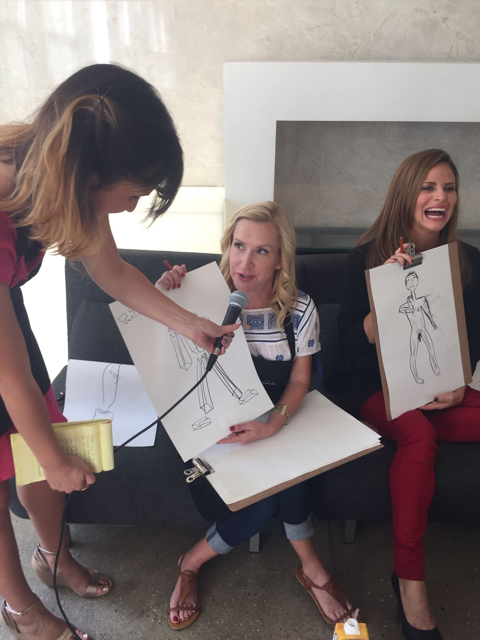 Inconveniently Interviewing The Ladies of Hulu's 'Hotwives of Las Vegas'